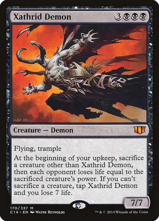 Xathrid Demon image