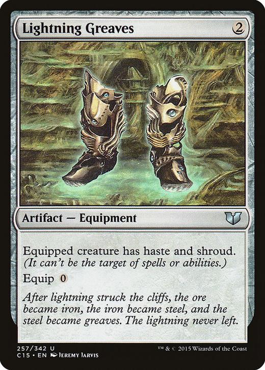 Lightning Greaves?&width=200