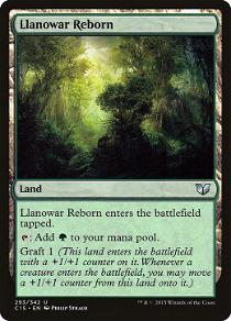 Llanowar Reborn image