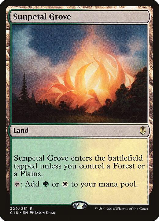 Sunpetal Grove image
