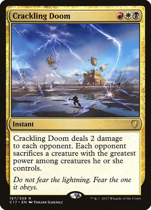 Crackling Doom image