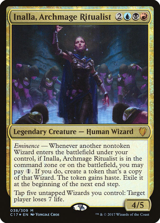 Inalla, Archmage Ritualist?&width=200