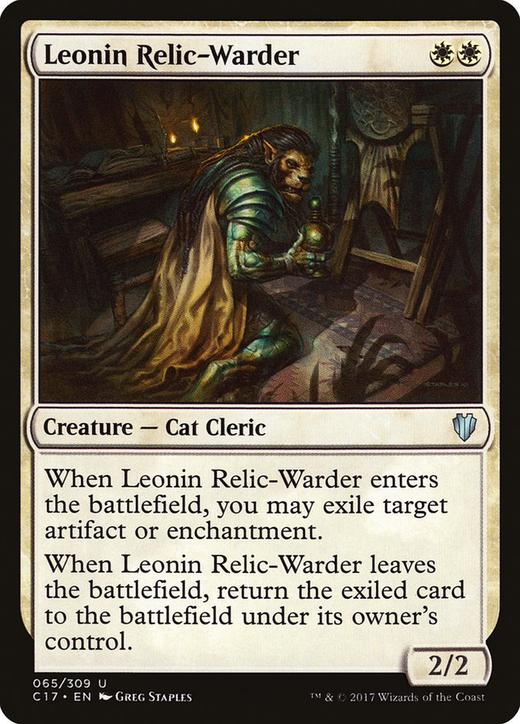 Leonin Relic-Warder?&width=200