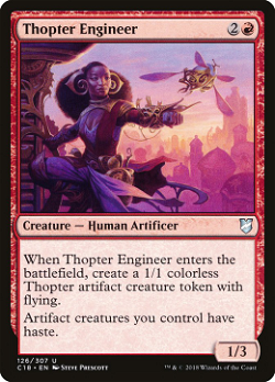 Thopter Engineer image