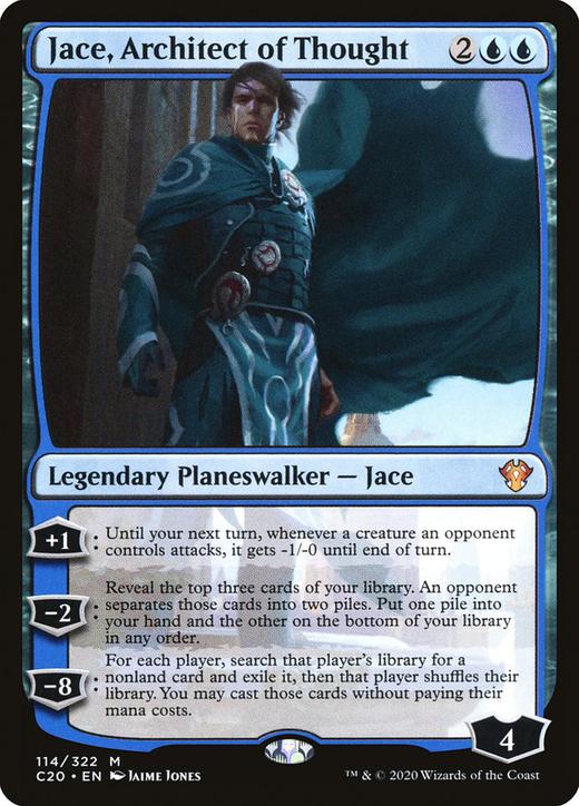 Jace, Architect of Thought image