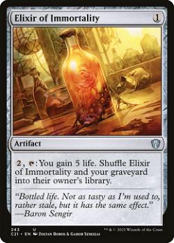 Elixir of Immortality image