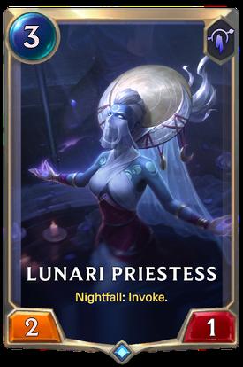 Lunari Priestess image