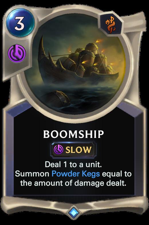 Boomship image