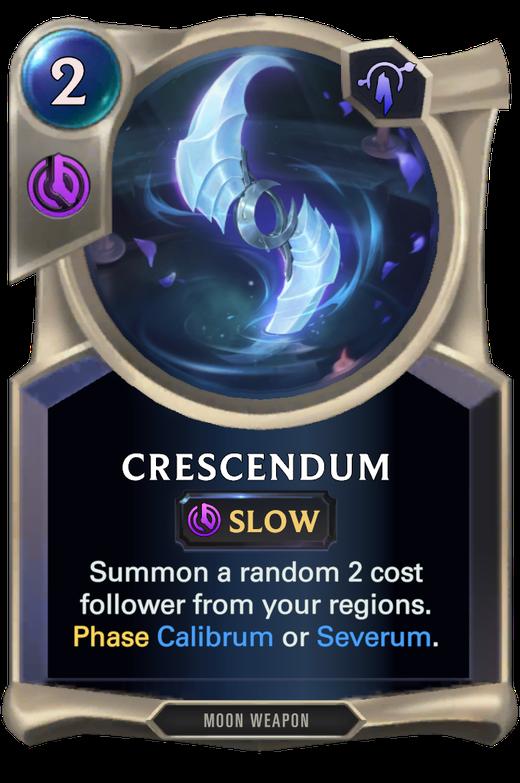 Crescendum image