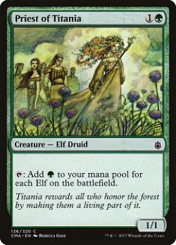 Priest of Titania image