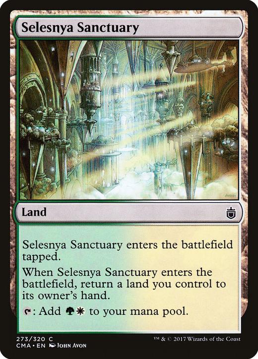 Selesnya Sanctuary?&width=200