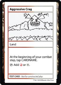 Aggressive Crag image
