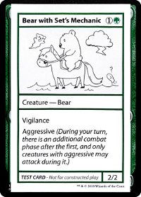 Bear with Set's Mechanic image