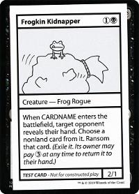 Frogkin Kidnapper image