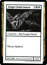 Golgari Death Swarm image