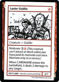 Lazier Goblin image