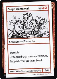 Siege Elemental image