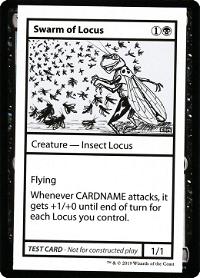 Swarm of Locus image