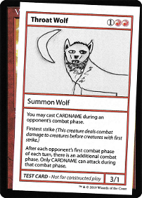 Throat Wolf image