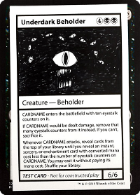 Underdark Beholder image