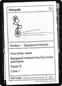 Unicycle image