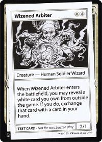 Wizened Arbiter image