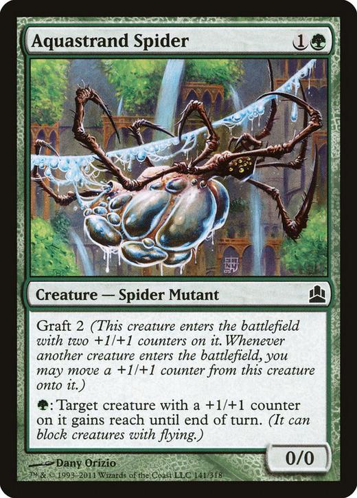 Aquastrand Spider image