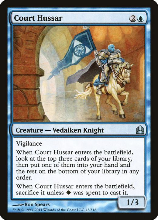 Court Hussar image