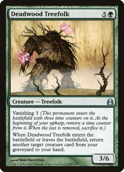 Deadwood Treefolk image
