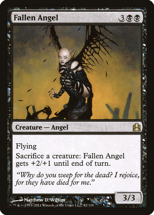 Fallen Angel image