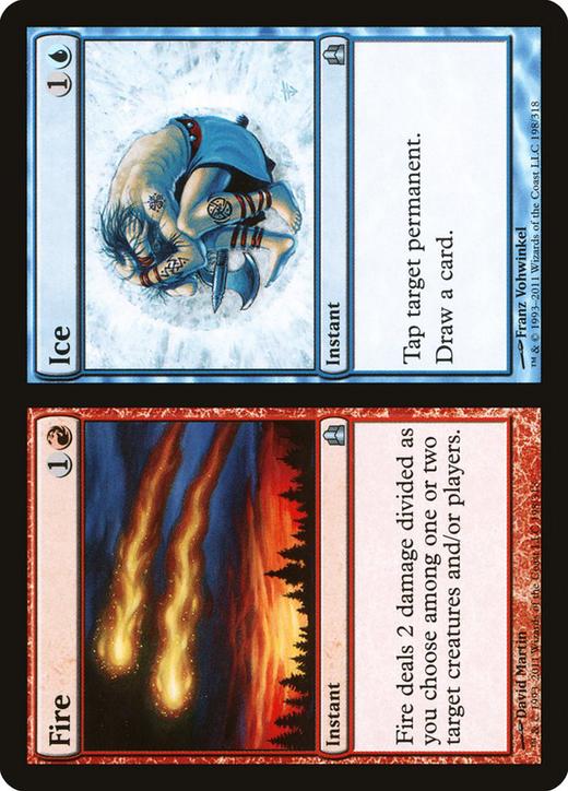 Fire // Ice image