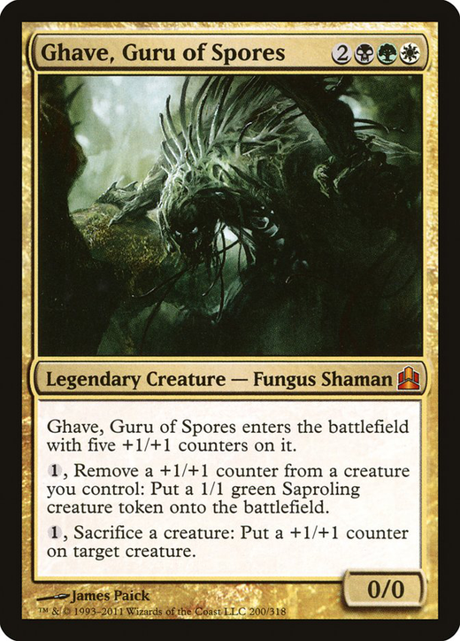 Ghave, Guru of Spores image