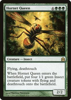Hornet Queen image