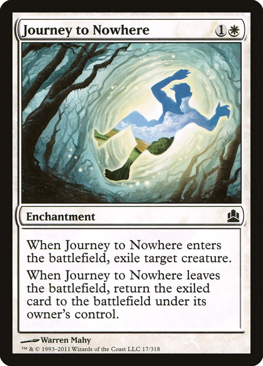 Journey to Nowhere image