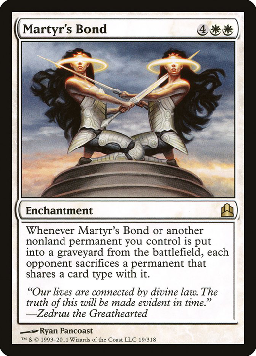 Martyr's Bond image