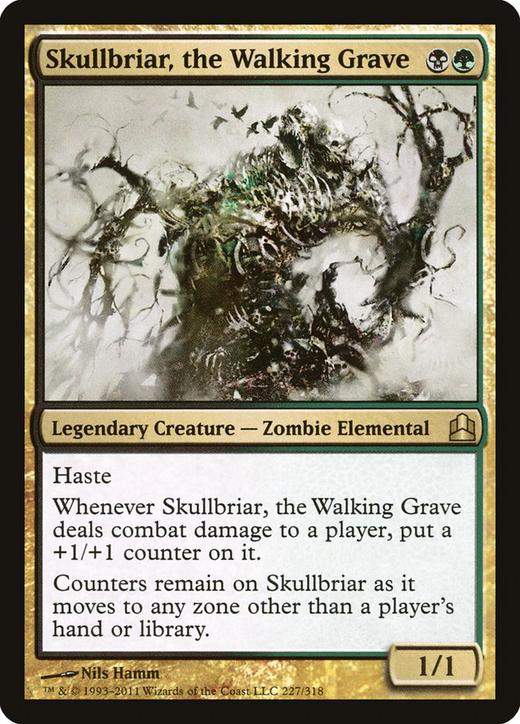 Skullbriar, the Walking Grave image