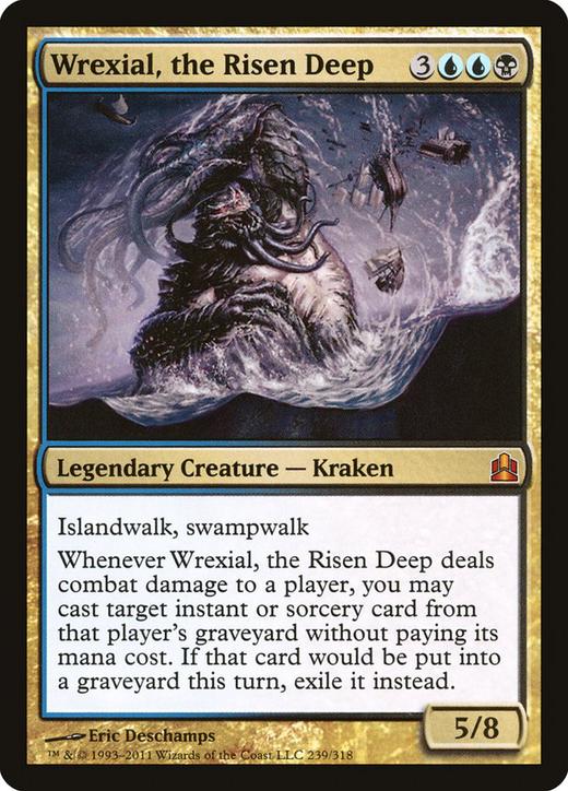 Wrexial, the Risen Deep image