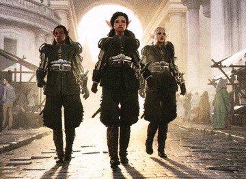 Entourage of Trest