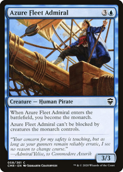Azure Fleet Admiral image
