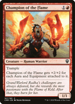 Champion of the Flame image