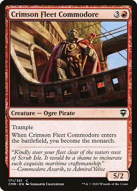 Crimson Fleet Commodore image