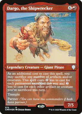 Dargo, the Shipwrecker image
