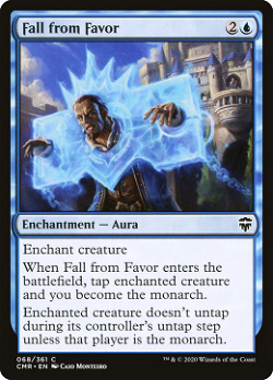 Fall from Favor image