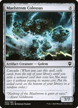 Maelstrom Colossus image