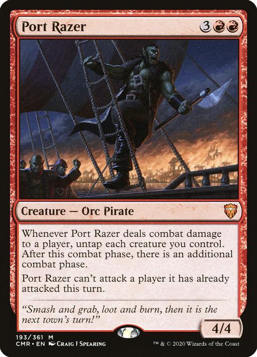Port Razer image