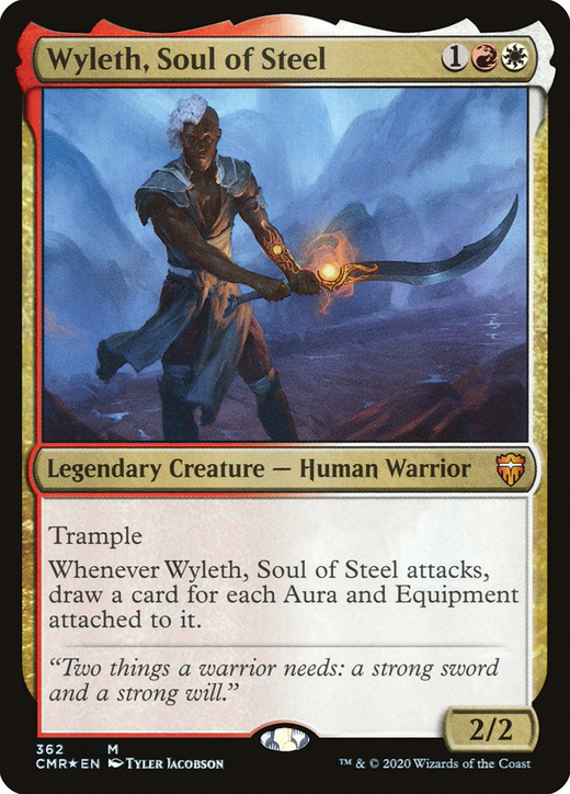 Wyleth, Soul of Steel image