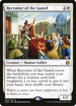 Recruiter of the Guard image