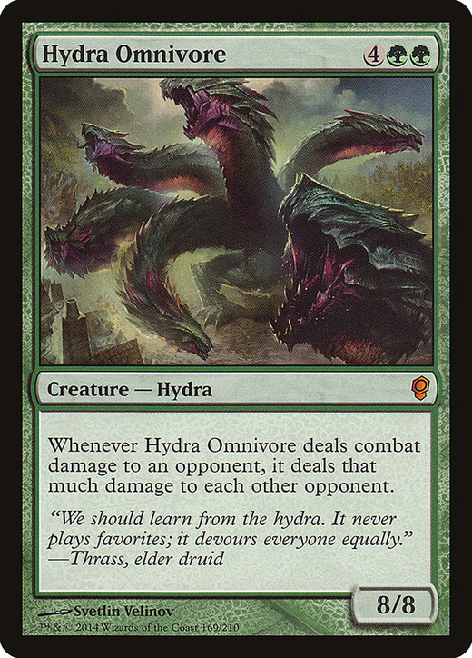 Hydra Omnivore image