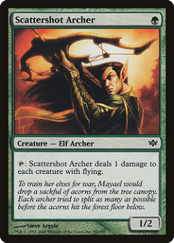 Scattershot Archer image