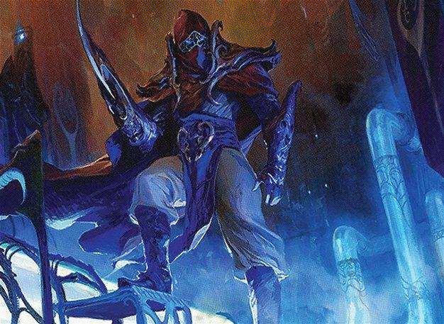 O Commander sem Motor do Paradoxo - Baral, Chief of Compliance